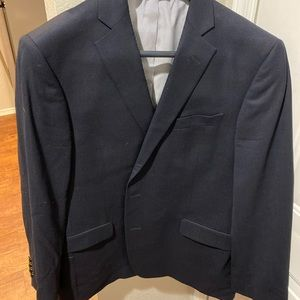 Brooks brothers navy blazer w. Gold buttons